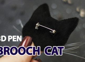 brosh_koshka_3d_ruchkoy_3d_pen_brooch_cat
