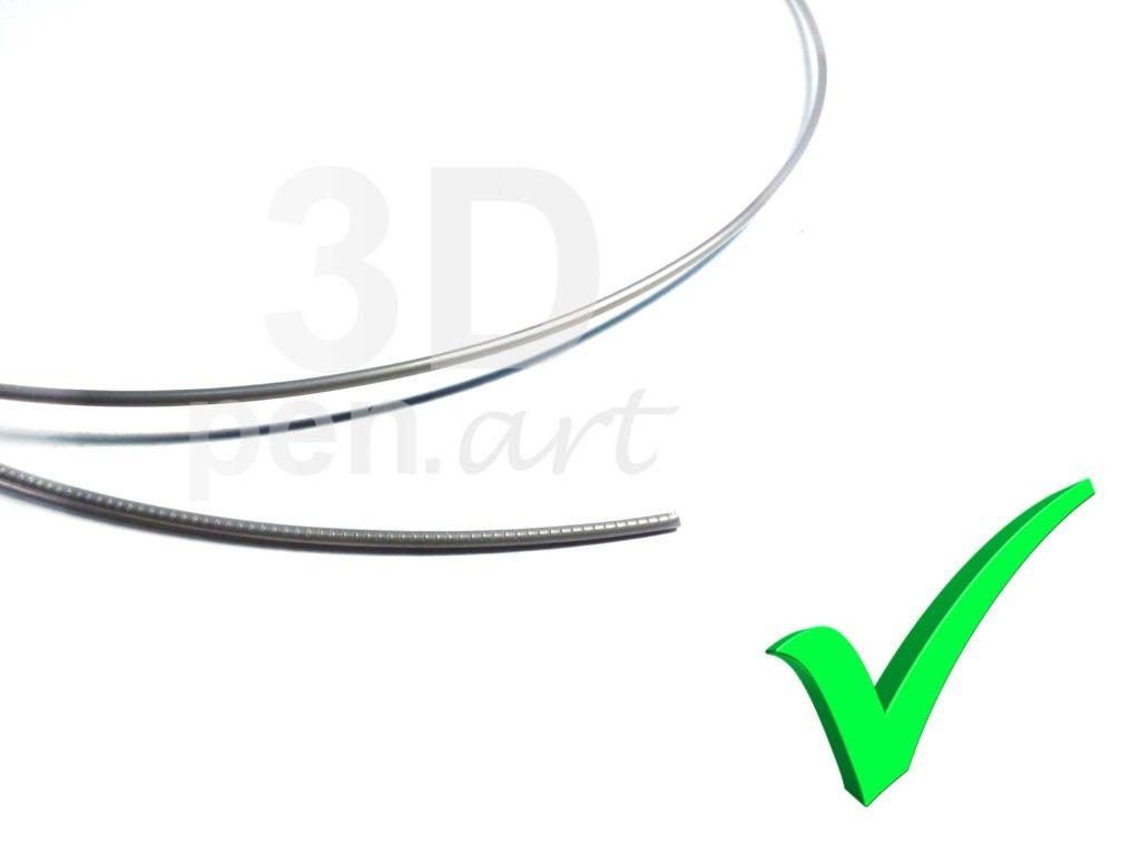Меры предосторожности при работе с 3D ручкой. Готовый к использованию пластик для 3D ручки
