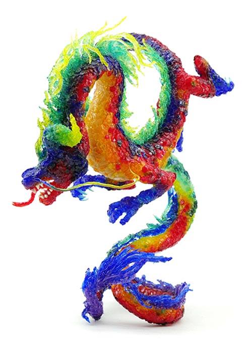 Клуб мастеров 3d ручки Китайский дракон